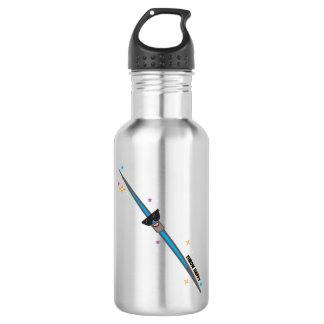 Kawaii Javelin Thrower Water Bottle Gift