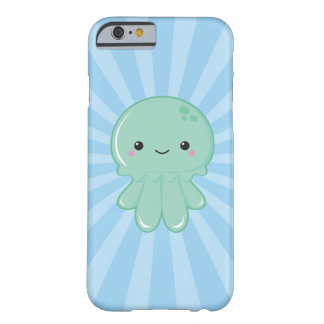 Kawaii Jellyfish Barely There iPhone 6 Case