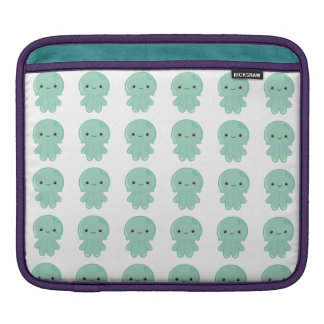Kawaii Jellyfish iPad Sleeve