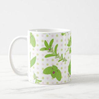 Kawaii Kitchen Herbs Mug