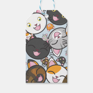 Kawaii Kitty - Custom Gift Tags
