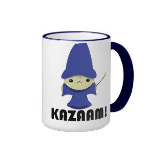 Kawaii Kitty Wizard Coffee Mug