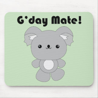 Kawaii Koala mouse pad