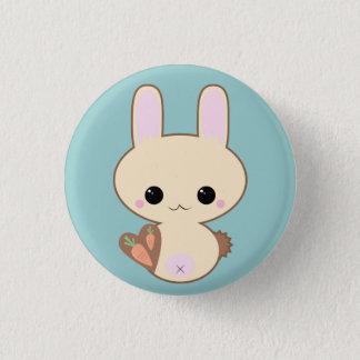 Kawaii Kokeshi Bunny Pin