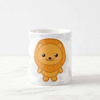 Kawaii Lion Coffee Mug