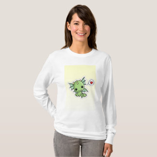 "Kawaii ""Little Beastie"" Dragon sweatshirt sweater"