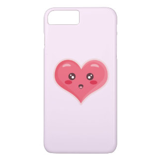 Kawaii Love iPhone 7 Plus Case