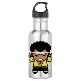 Kawaii Luke Cage Flexing 532 Ml Water Bottle