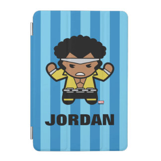 Kawaii Luke Cage Flexing iPad Mini Cover