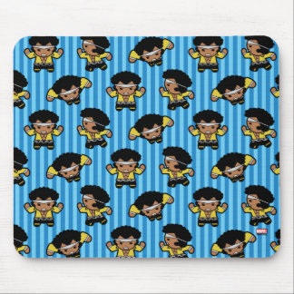 Kawaii Luke Cage Flexing Mouse Pad