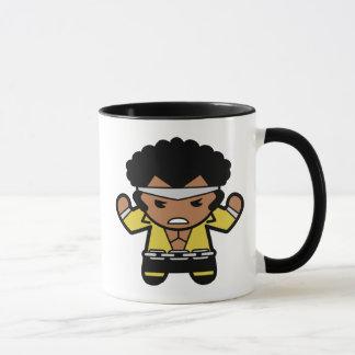 Kawaii Luke Cage Flexing Mug