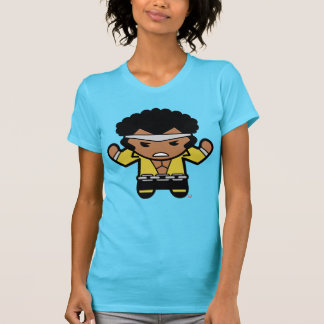 Kawaii Luke Cage Flexing T-Shirt