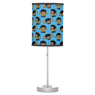 Kawaii Luke Cage Flexing Table Lamp