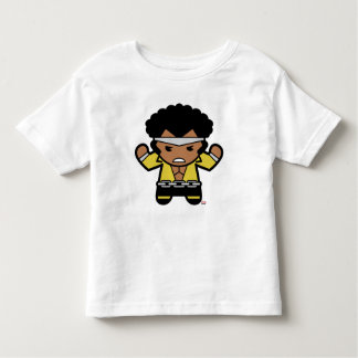 Kawaii Luke Cage Flexing Toddler T-shirt