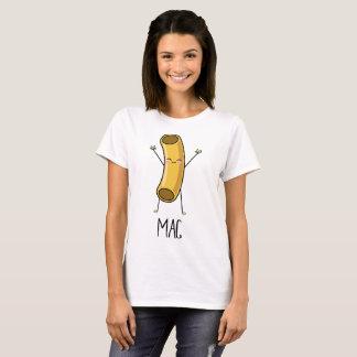 Kawaii Macaroni Mac T Shirt Cute BFF MEME t- Shirt