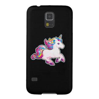 Kawaii Magical Candy Unicorn Case For Galaxy S5