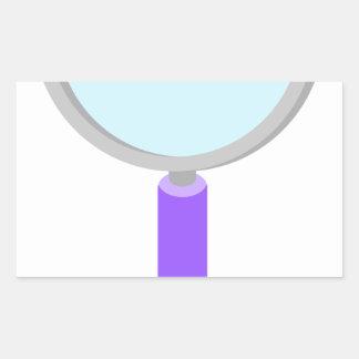 Kawaii magnifying glass