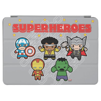Kawaii Marvel Super Heroes