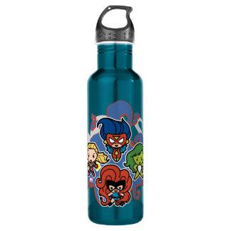 Kawaii Marvel Super Heroines 710 Ml Water Bottle