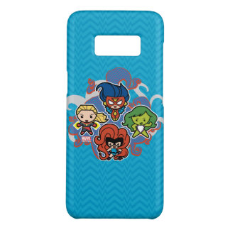 Kawaii Marvel Super Heroines Case-Mate Samsung Galaxy S8 Case