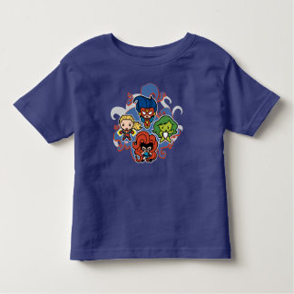 Kawaii Marvel Super Heroines Toddler T-shirt