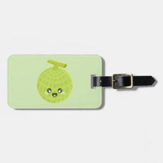 Kawaii Melon Bag Tag