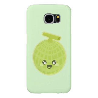 Kawaii Melon Samsung Galaxy S6 Cases