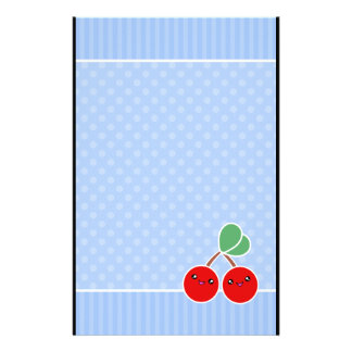 Kawaii Merry Cherry Stationery