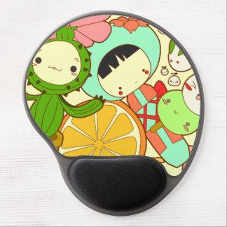 Kawaii Mix Gel Mouse Pad