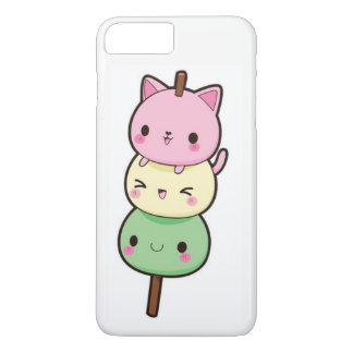 Kawaii Mochi Kittens iPhone 8 Plus/7 Plus Case
