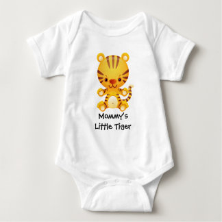 Kawaii Mommys Little Tiger Baby Bodysuit