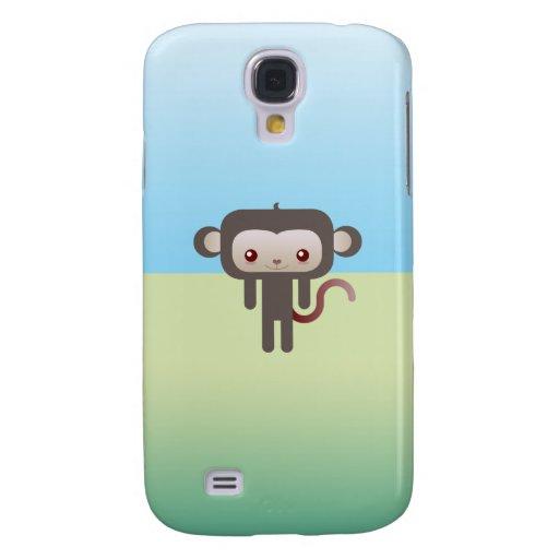 Kawaii monkey HTC vivid covers