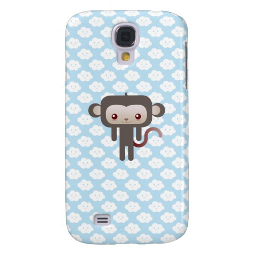Kawaii monkey HTC vivid cases