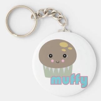 kawaii muffy muffin key chain