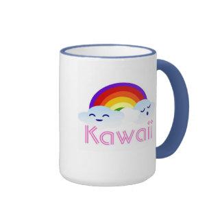 Kawaii Mug Ringer Mug