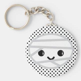 Kawaii Mummy Keychain