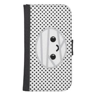 Kawaii Mummy Samsung Wallet Case Galaxy S4 Wallet Cases