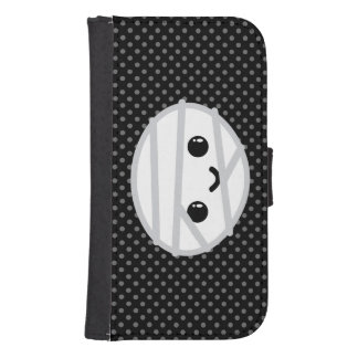 Kawaii Mummy Samsung Wallet Case Phone Wallets