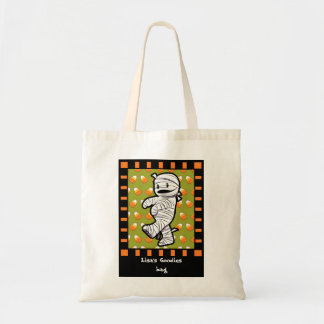 Kawaii Mummy Tote Bag