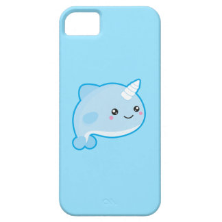 Kawaii Narwhal Case For The iPhone 5
