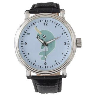 Kawaii Narwhal Watch