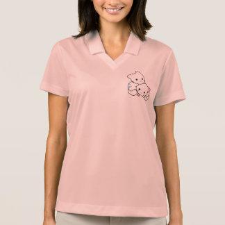 Kawaii Neko Kitty - all sizes, colours, styles Polo Shirt