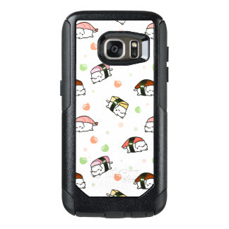 Kawaii Neko Nigiri OtterBox Samsung Galaxy S7 Case