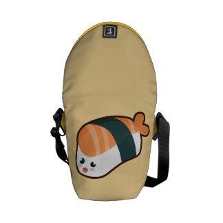 Kawaii nigiri Salmon Courier Bag