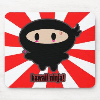 Kawaii Ninja Mousepad