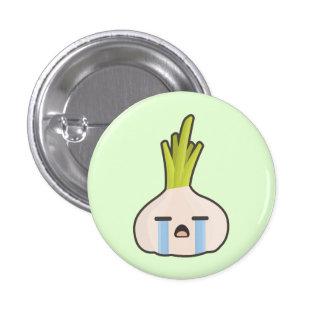 Kawaii Onion 1 Inch Round Button