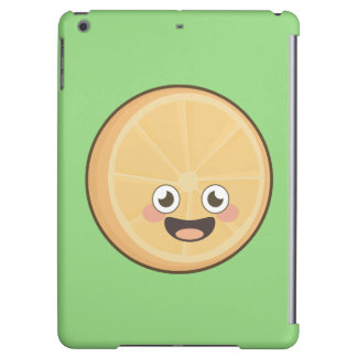 Kawaii Orange iPad Air Covers