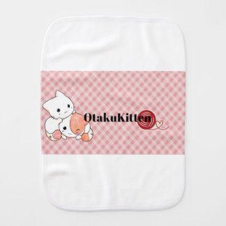 Kawaii OtakuKitten Mixx Burp Cloth