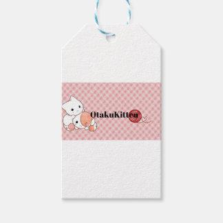 Kawaii OtakuKitten Mixx Gift Tags