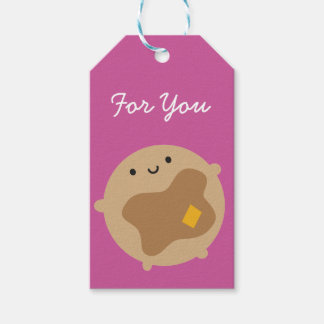 Kawaii Pancake Pack Of Gift Tags